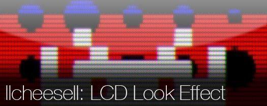 LCDeffect скрипт для АЕ