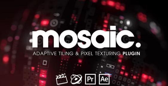 Mosaic плагин для АЕ (мак онли)