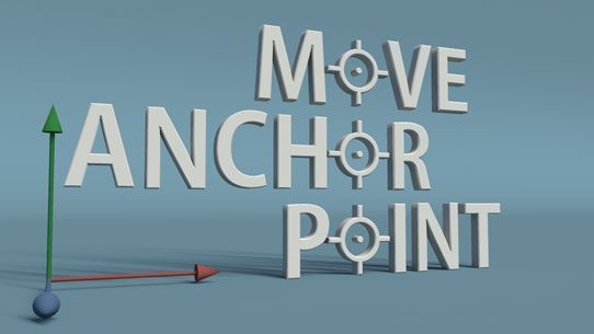move anchor