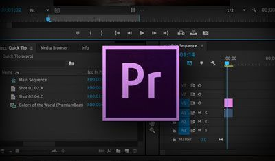 Mixing Speech and Music in Premiere Pro