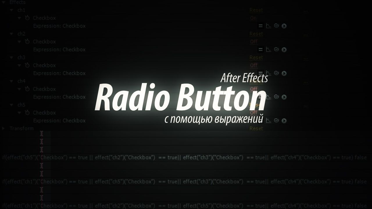 radio-button