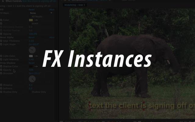FX Instances