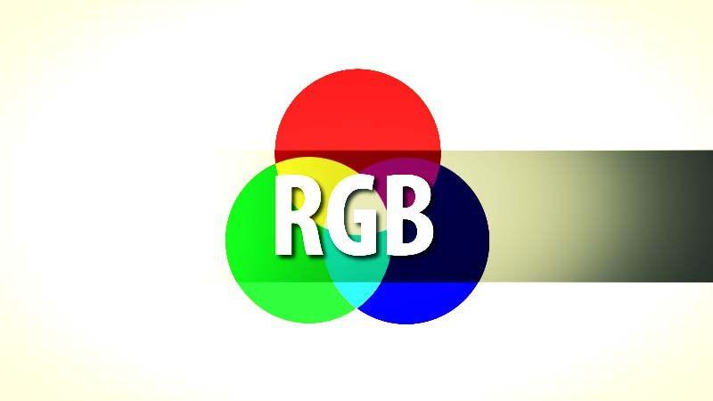 RGB канал.