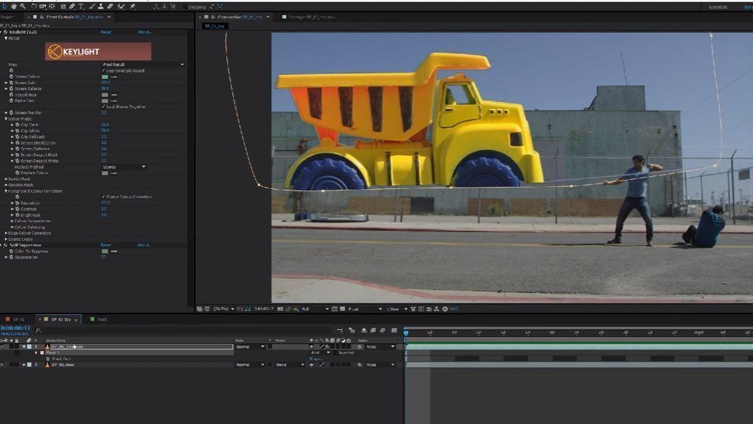Введение в Ротоскопинг от RocketJump Film School