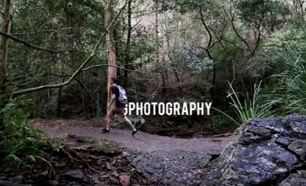Текст за живыми объектами в видео