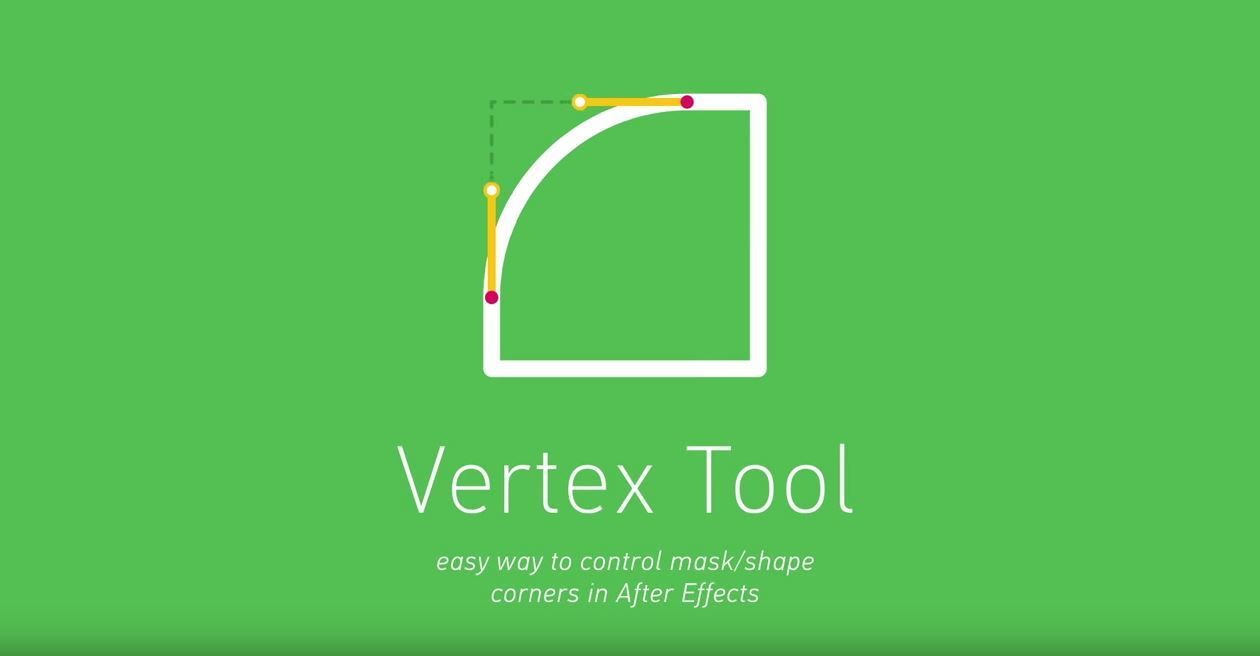 Vertex Tool скрипт для AE