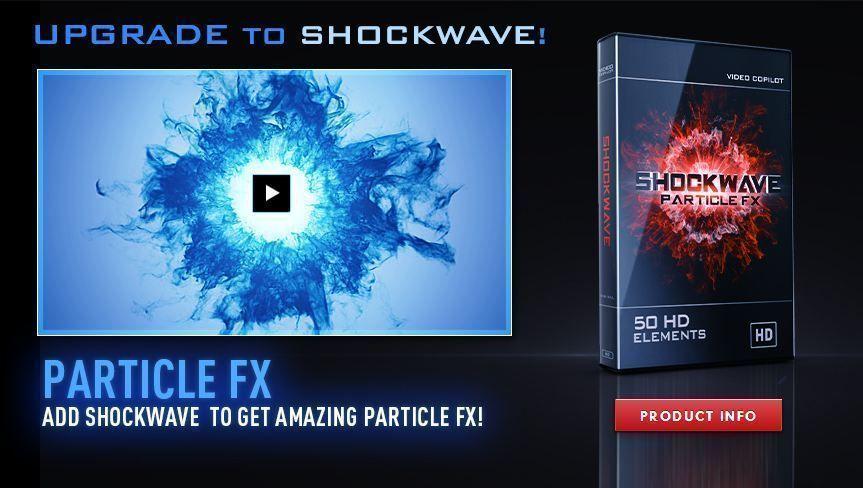Shockwave футажи от VC