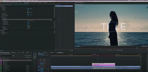 Полезные техники в Premiere Pro