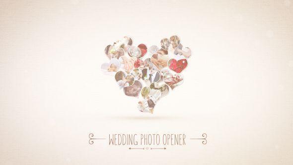 Wedding Photo Opener