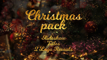 New Year and Christmas Pack