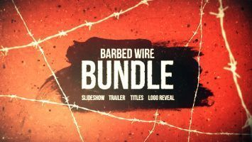 Barbed Wire Bundle